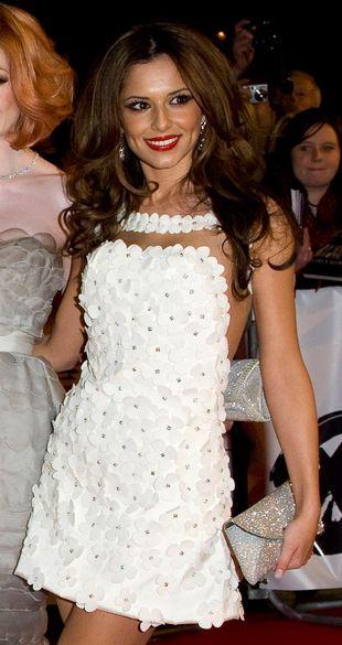 Cheryl Cole rzuciła męża przez telefon
