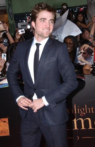 Pattinson jest najlepiej ubranym mężczyzną show-biznesu