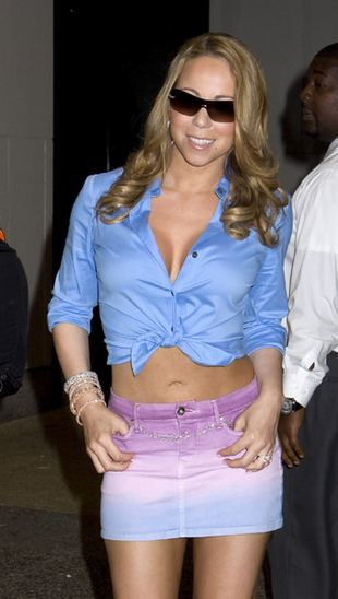 Mąż Mariah Carey przypomina jej mamę