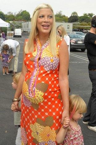 Tori Spelling urodziła córeczkę (FOTO)