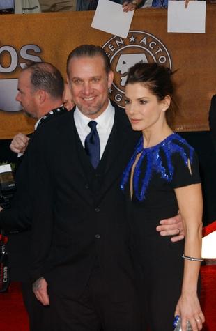 Sandra Bullock nie odsunie męża od adoptowanego syna
