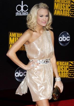 Carrie Underwood chce się odchudzać