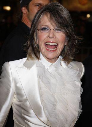 Diane Keaton zna brzydkie słowa (VIDEO)