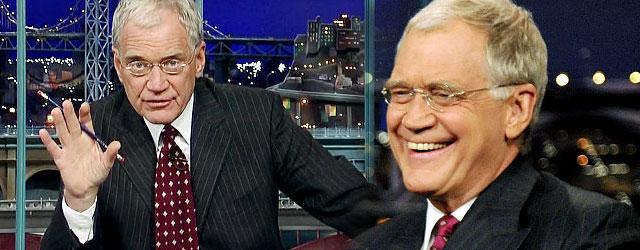 David Letterman ma seks taśmę?