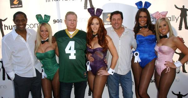 Playboy i jego przyjęcie z okazji Super Bowl