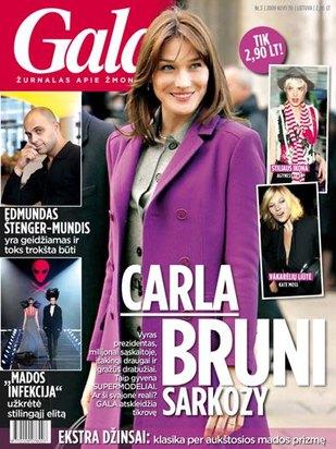Carla Bruni urodziła syna?