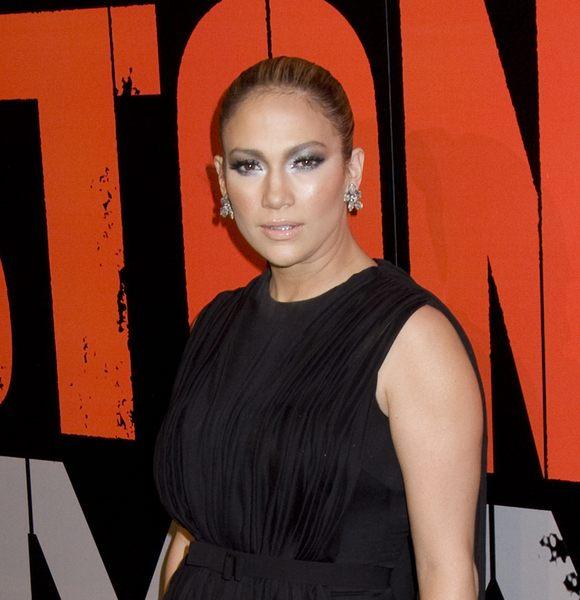 Jennifer Lopez po ciąży (FOTO)