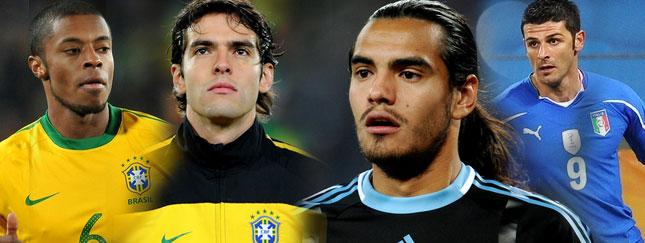 Przystojni piłkarze z Mundialu (FOTO)