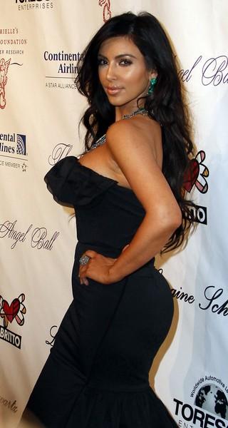 Jest już pierwsza piosenka Kim Kardashian - Shake