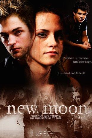 15 sekund filmu New Moon (Księżyc w nowiu)