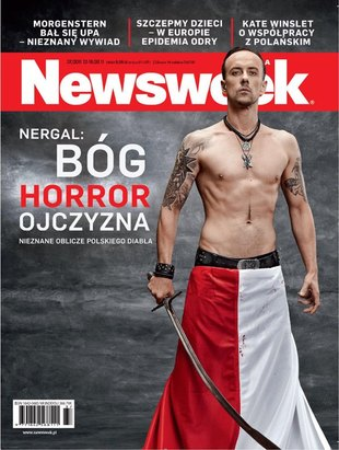 Nie będzie Nergala w 2. edycji The Voice