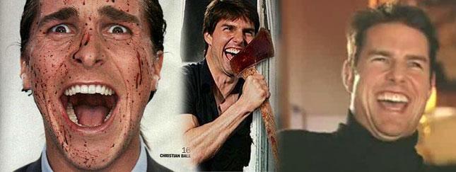 Prawdziwy American Psycho to Tom Cruise!