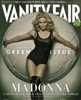 Madonna porównała Britney do mieszkańców Afryki