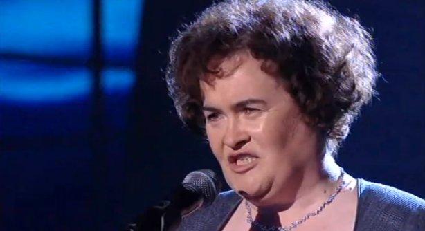 Susan Boyle po przegranej trafiła do szpitala!