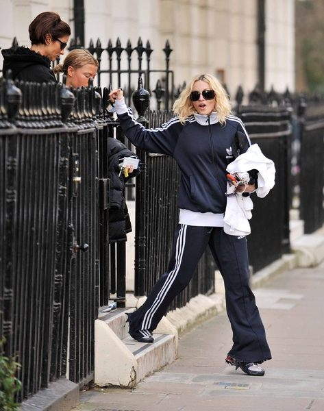 Wielkie bicepsy Madonny (FOTO)