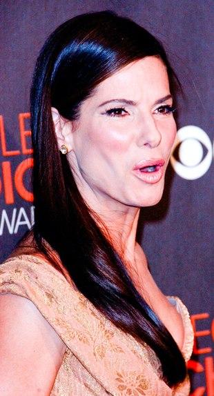 Sandra Bullock wygląda bosko (FOTO)