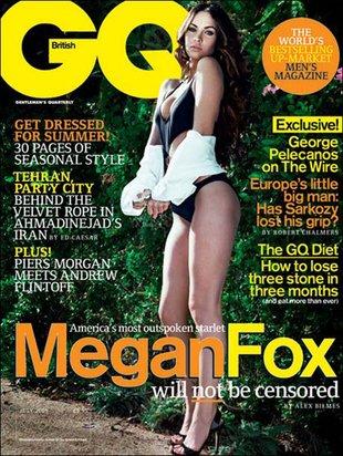 Megan Fox: Aktorki są jak prostytutki
