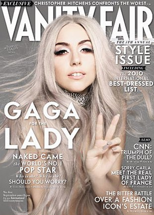 Lady Gaga zaprojektowała charytatywną bransoletkę (FOTO)