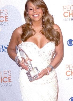 Mariah Carey już wróciła do siebie (FOTO)