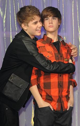 Justin Bieber jako figura woskowa (FOTO)