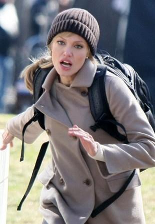 Angelina Jolie nie chciała zostać dziewczyną Bonda