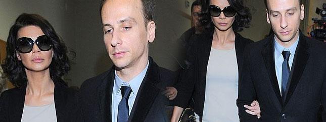 Górniak i Krupa na rozprawie rozwodowej (FOTO)