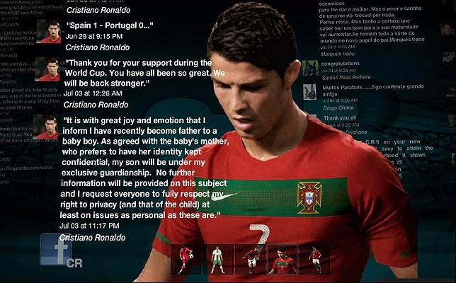 Mama synka Cristiano Ronaldo jest Amerykanką