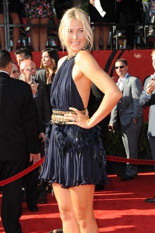 Maria Sharapova znowu kusi fantastycznymi nogami (FOTO)