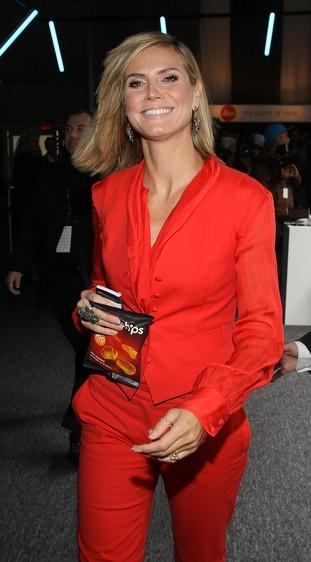 Heidi Klum: Kazali mi schudnąć