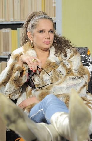 Liszowska na wieczorze panieńskim miała striptizerów (FOTO)