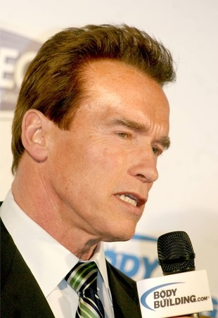 Schwarzenegger idzie z pomocą celebrytom