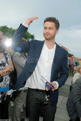 Maciej Zakościelny jak gwiazdor Hollywood (FOTO)