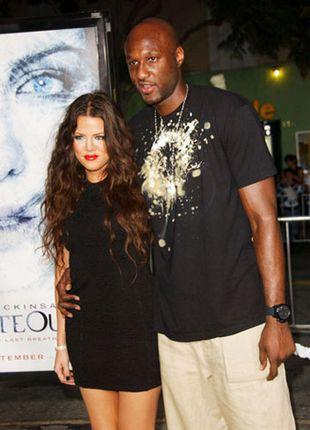Khloe Kardashian nie zna dzieci swojego męża!