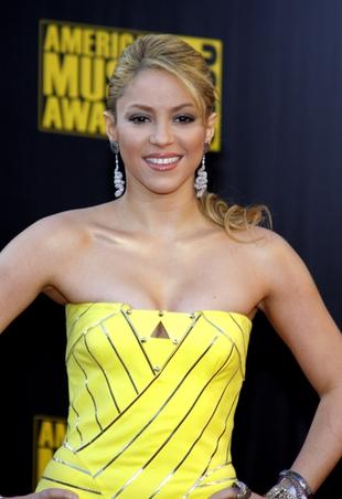 Shakira na żywo (VIDEO)