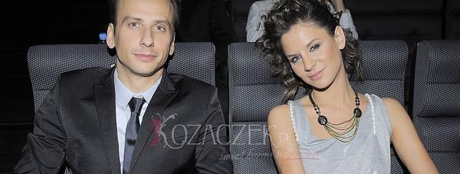 Natalia Lesz z Darkiem Krupą na premierze (FOTO)