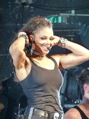 Janet Jackson trzyma formę (FOTO)