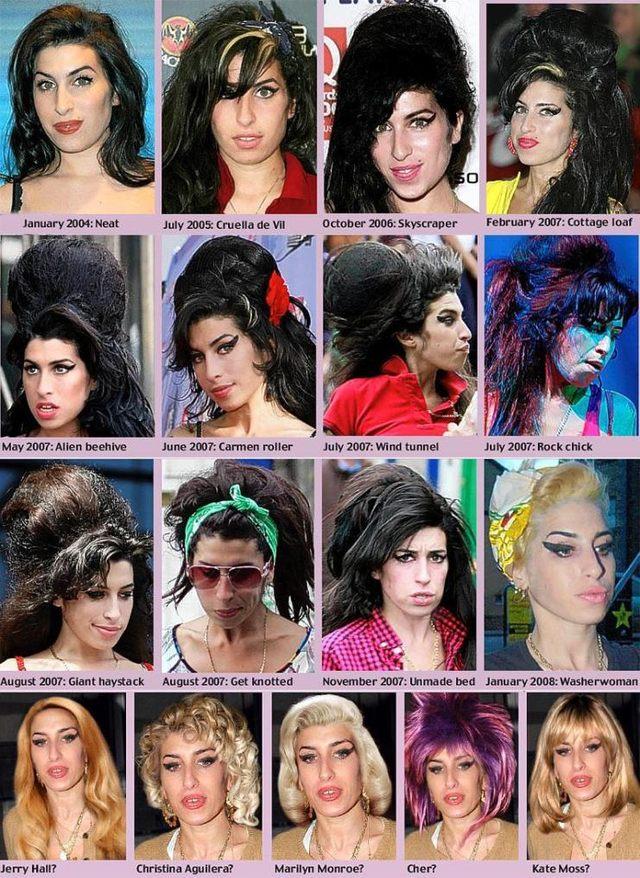 Nowa fryzura Amy Winehouse? (FOTO)