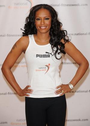 Mel B promuje Międzynarodowy Tydzień Fitnessu (FOTO)