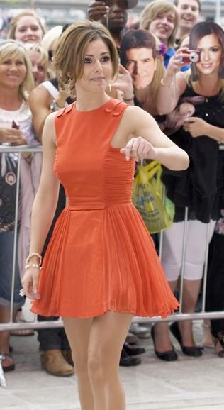 Cheryl Cole mdleje, Ashley baluje (FOTO)