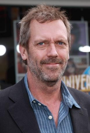 Hugh Laurie został twarzą marki kosmetycznej