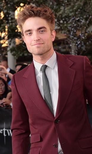 Robert Pattinson odmówił pozowania dla Burberry