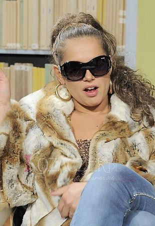 Liszowska jak żona bogatego biznesmena (FOTO)