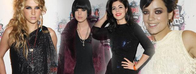 Gwiazdy na gali Shockwaves NME Awards (FOTO)