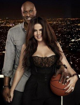 Khloe Kardashian i Lamar Odom promują reality show (FOTO)