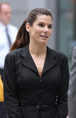 Sandra Bullock walczy z gwiazdą porno