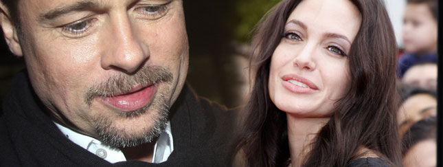 Angelina Jolie i Brad Pitt: To koniec!