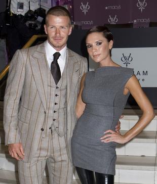 Beckhamowie i Cruise'owie razem!
