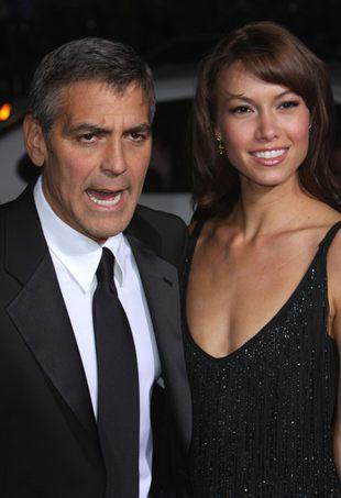 George Clooney ojcem chrzestnym dzieci Angeliny Jolie