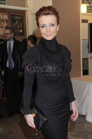 Kasia Zielińska już nie szokuje ani nie zaskakuje (FOTO)