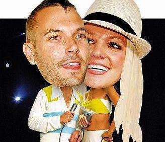 Britney i Kevin razem na romantycznych wakacjach